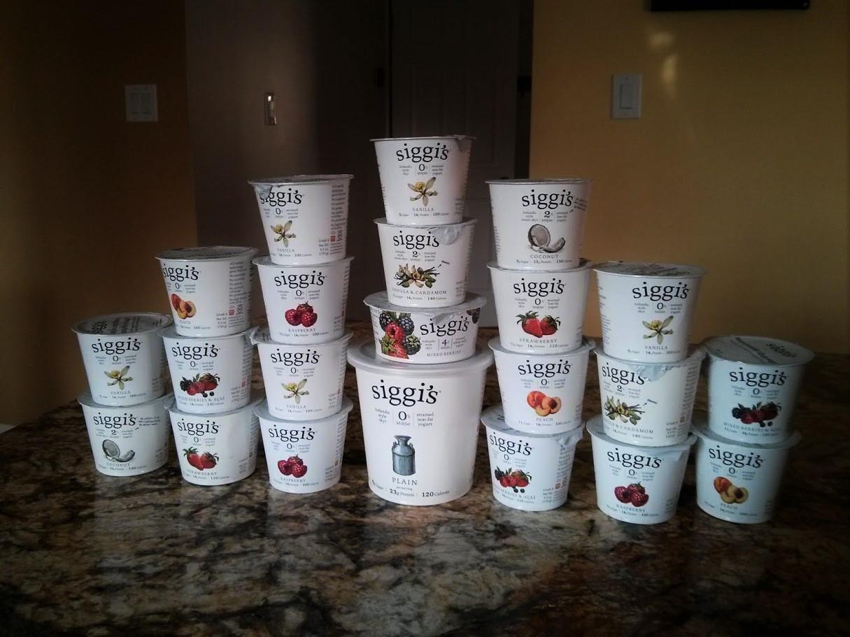 The Holy Grail of Yogurt - No Junk and Not Much Sugar - Siggi's