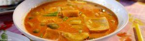 Thailand Food - Panang Curry