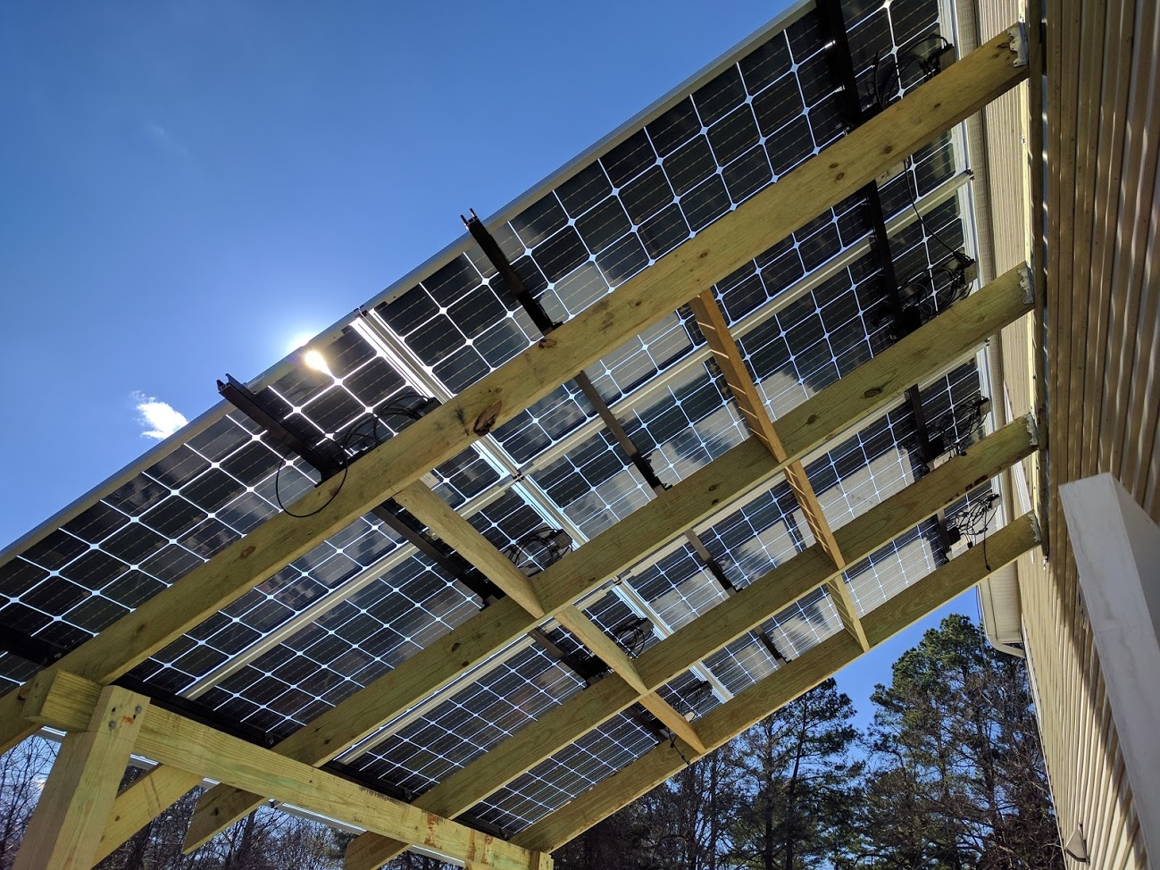 Double The Solar = Net Zero House