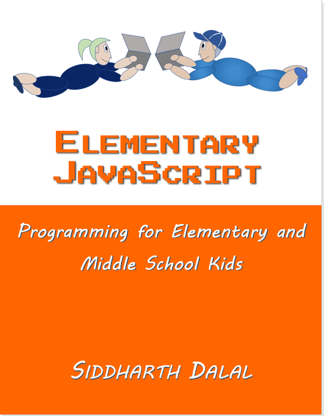 Elementary JavaScript Cover