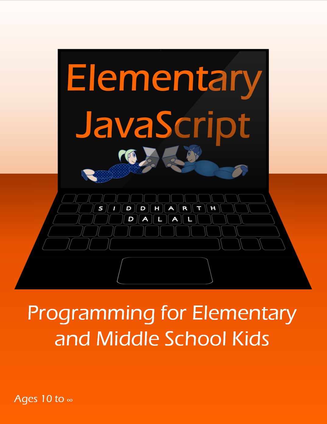 Elementary JavaScript new Cover