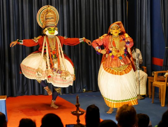 Kathakali Show - Thekkady, Kerala